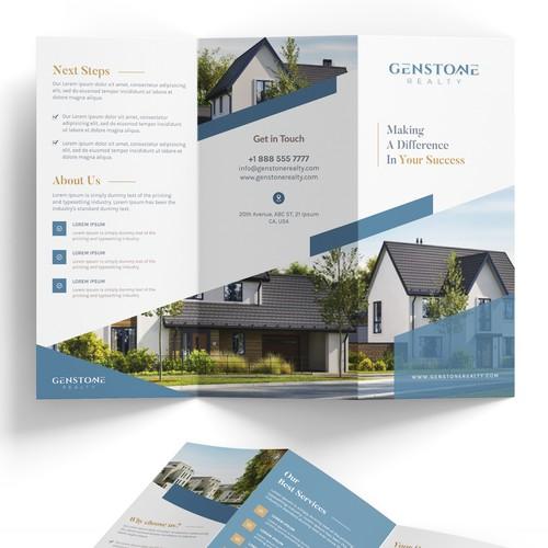 Real Estate Brokerage Brochure