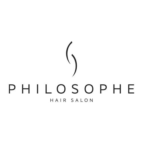 Logo Concept For Hair Salon