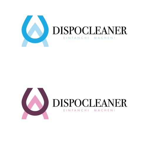 Dispocleaner Logo Design