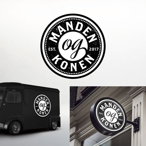 Logo design for up and coming foodtruck.