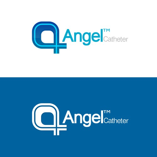 Create the next logo for the Angel™ Catheter