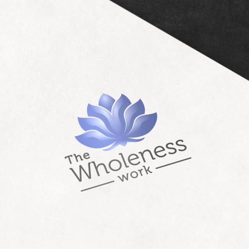 Logo of the resurrection and the beauty for The Wholeness Work