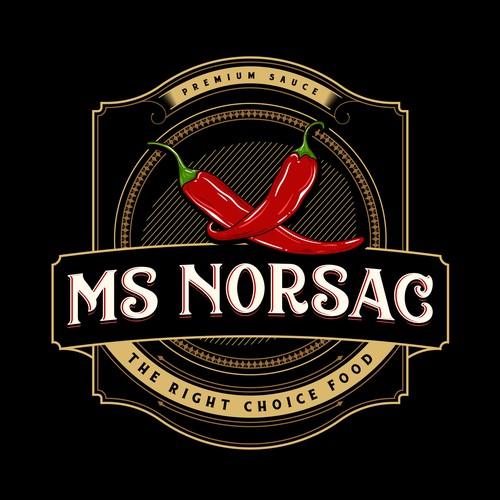 LOGO Design for MS NOSRAC