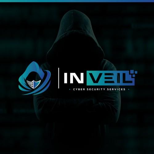 Inveil Logo Design