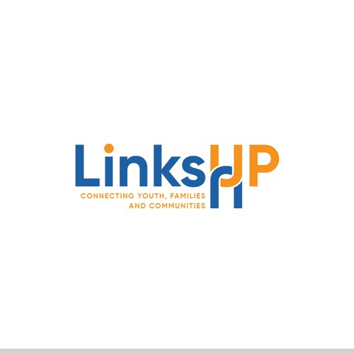 Youthful Logo for LinksUP