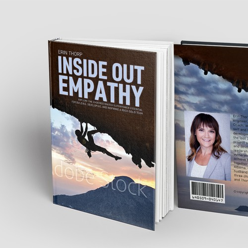 Concept for Entrepreneur Book Cover