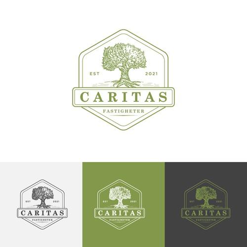 Caritas Brand logo