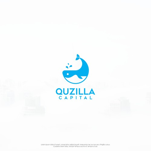 Logo design for Quzilla Capital