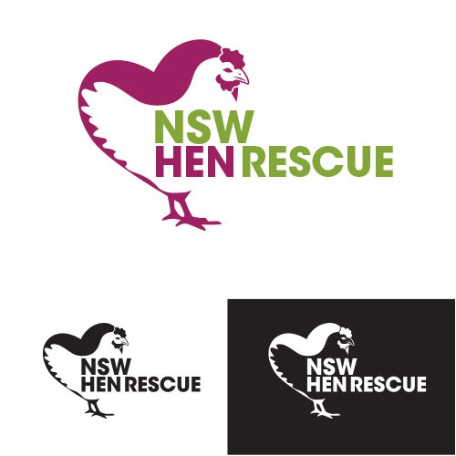 NSW Hen Rescue needs a new logo