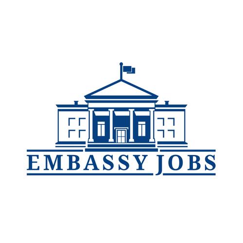 ELEGANT LOGO DESIGN FOR EMBASSY JOBS