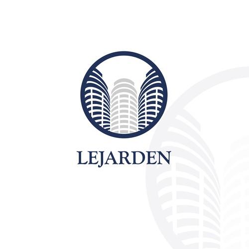 New logo for Le Jardin