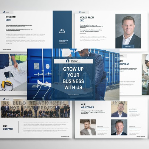 Powerpoint Business Template