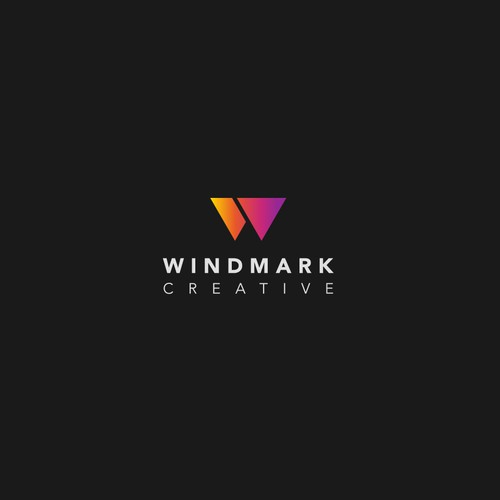 Bold modern logo for Entretainment Branding Firm.