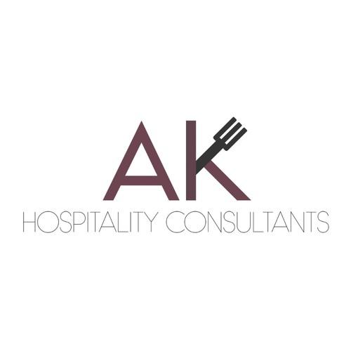 Logo for AK Hospitality Consultants