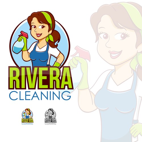 Cleaning SService Logo