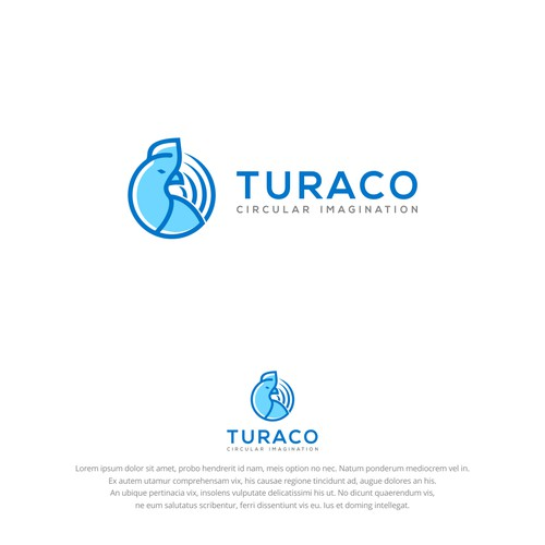Modern Logo for TURACO