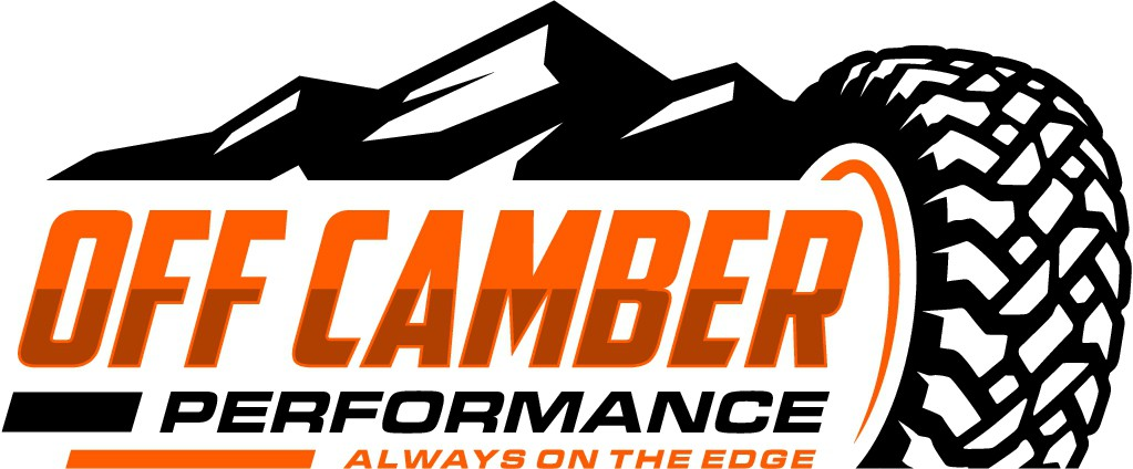 Off Camber sweepstakes needs a recognizable logo