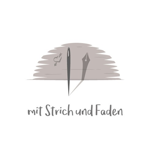 mit Strich und Faden (with Line and Thread)