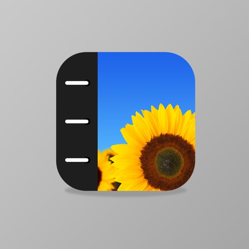 Improvement of existing app icon for iOS7 ** guaranteed **