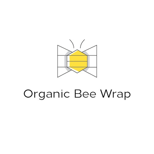 Logo design for Organic Bee Wrap