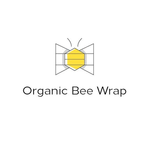 Logo design for Organic Bee Wrap
