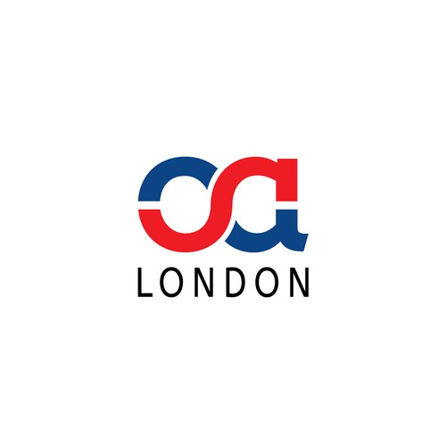 London style for a logo