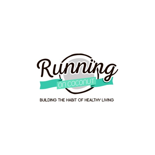 Logo for Running On Coconut Blog