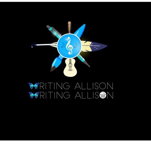 logo for music writer