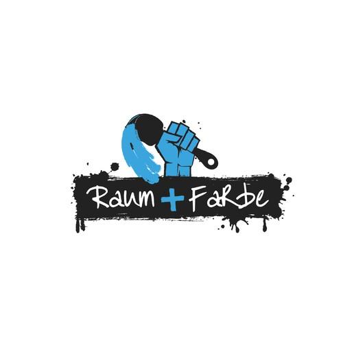 Raum + Farbe Logo