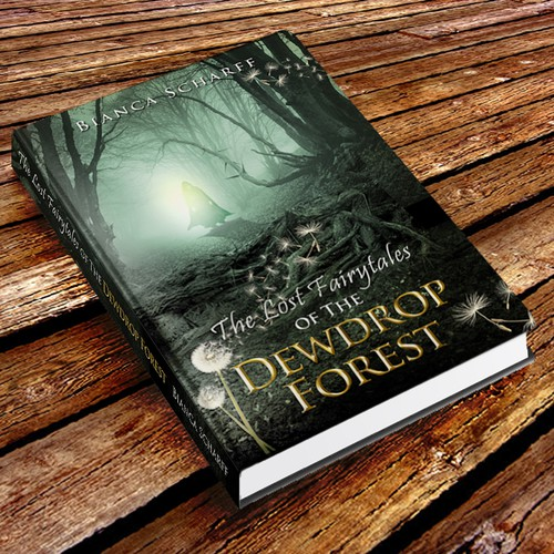 Creepy Dark Book