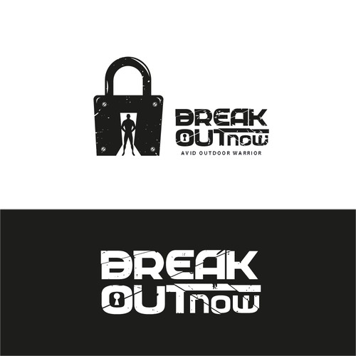 Logo for Break Out Now