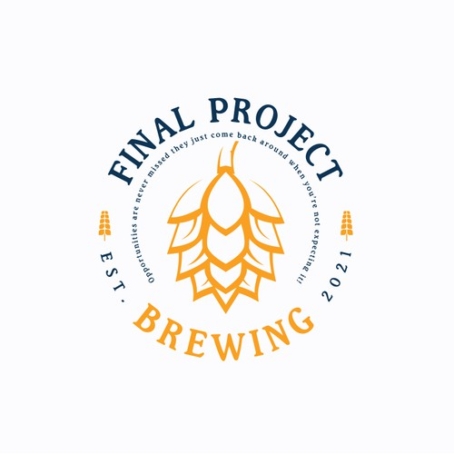 Create the newest craft brewery's logo