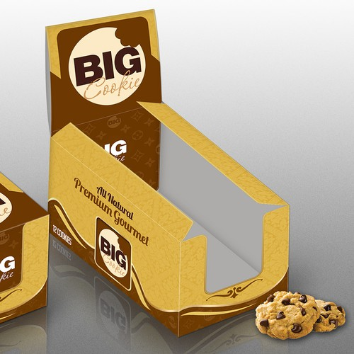 Cookie Packaging Design