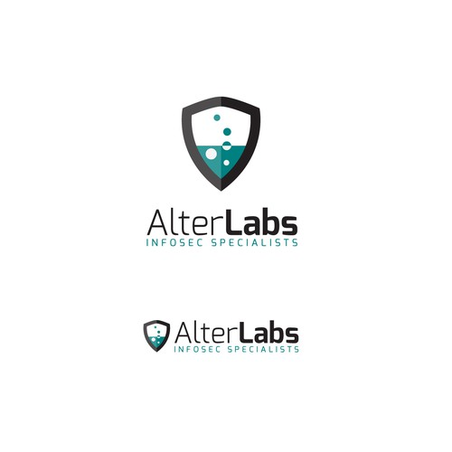 Creating a unique logo for a new Information Security company
