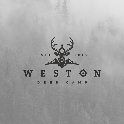 Deer Logo for Weston Deer Cap