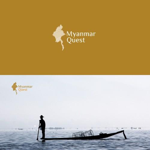 Logo for Myanmar Quest