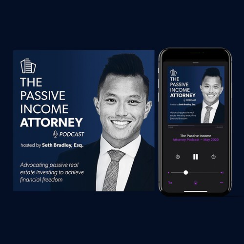 Logo & Podcast cover for Attorney