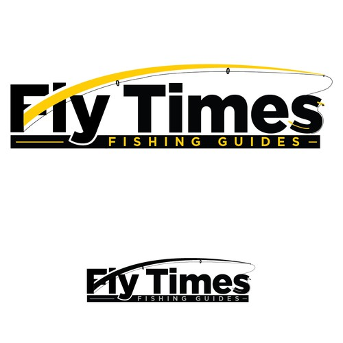 Logo for Fly Times Fishing Guides