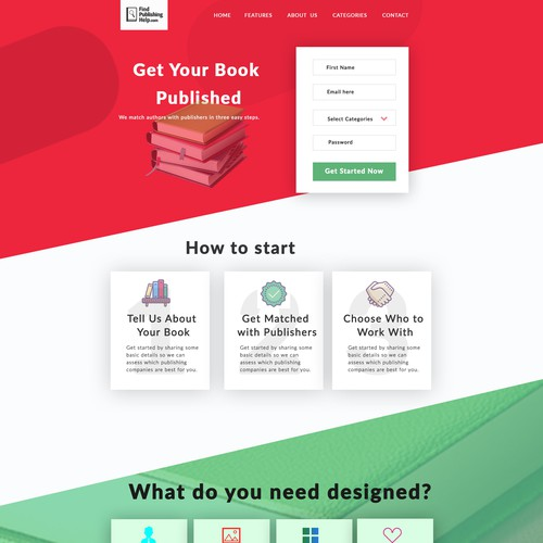 Book Publishing Template