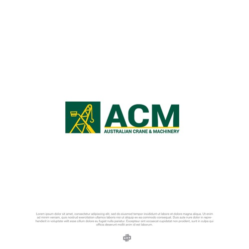 Logo Design Entri for ACM