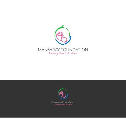 Unique logoconcept Foundation in Sierra Leone.