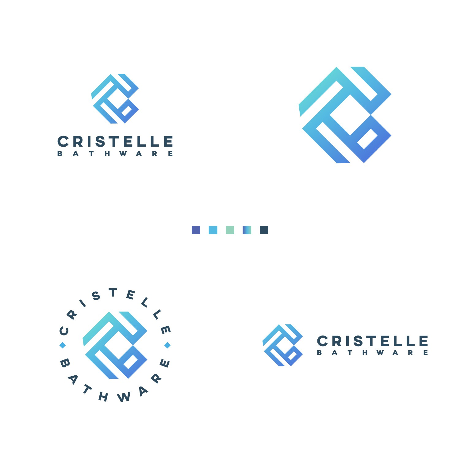 Please design a modern logo for our company