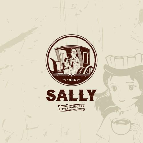 SALLY Coffee logo