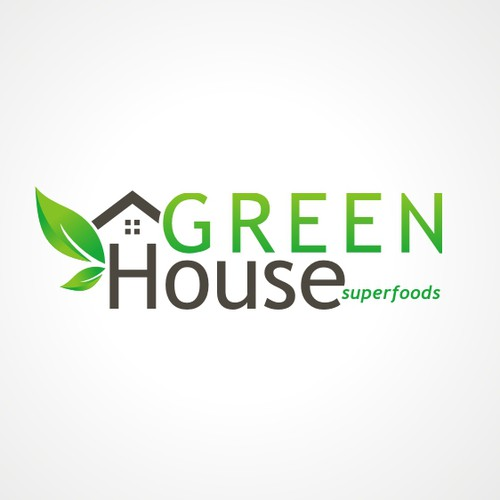 GREENHOUSE SUPERFOODS needs a clean, professional, and crisp Logo thatrocks :)