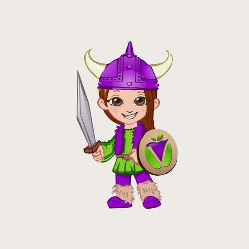 Mascot for VERITAS Community School