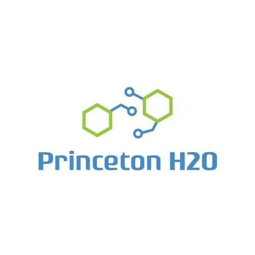 Princeton H20 Logo