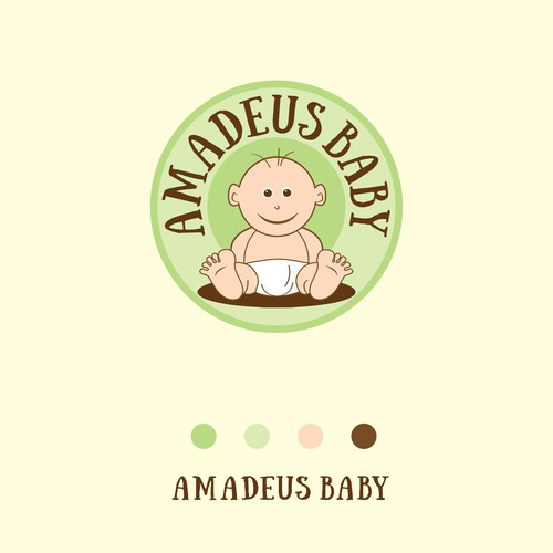 Amadeus Baby logo