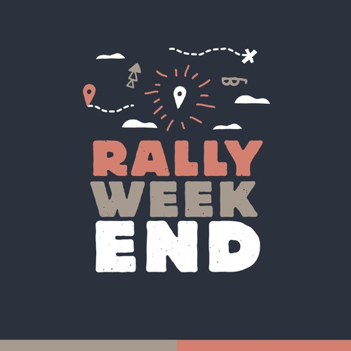 Rally Weekend logo
