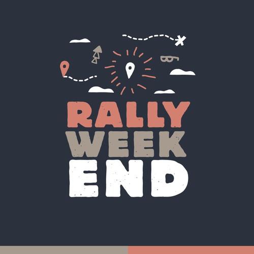 Rally Weekend logo