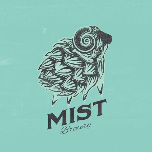 Mist Brewery Sketch